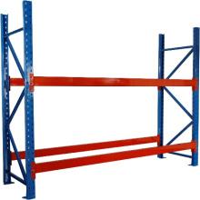 Armazém ajustável de paletes de armazenamento de paletes de armazenamento
