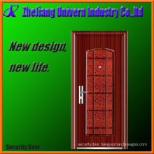 Steel Fireproof Double Door