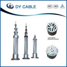 Câble Renforcé en acier standard de conducteur en aluminium échoué de BS pour Overheandline