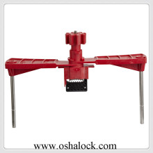 Rotating Gate Valve Lockout