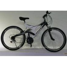 """Nuevo modelo de bicicleta de montaña con suspensión total de 26 """"(FP-MTB-FLSP001)"""