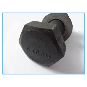 Heavy Hex Bolts/Heavy Structural Hex Bolts (ASTM A490)