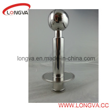 Stainless Steel Clamp End Rotary Spray Ball
