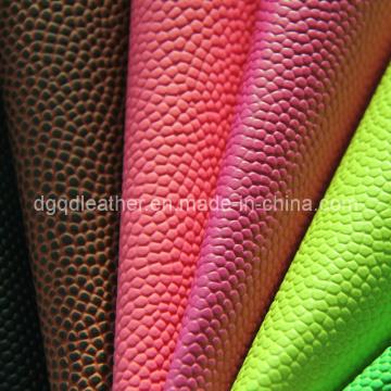 Strong Peeling & High Density Ball PVC Leather (QDL-BP0011)