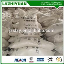 fabricante precio sulfato de sodio anhidro