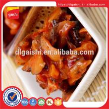 Embalagem quente do saco da venda sem carne congelada temperada da concha