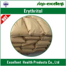 Adoçantes naturais Açúcar Eritritol Meso-Eritritol