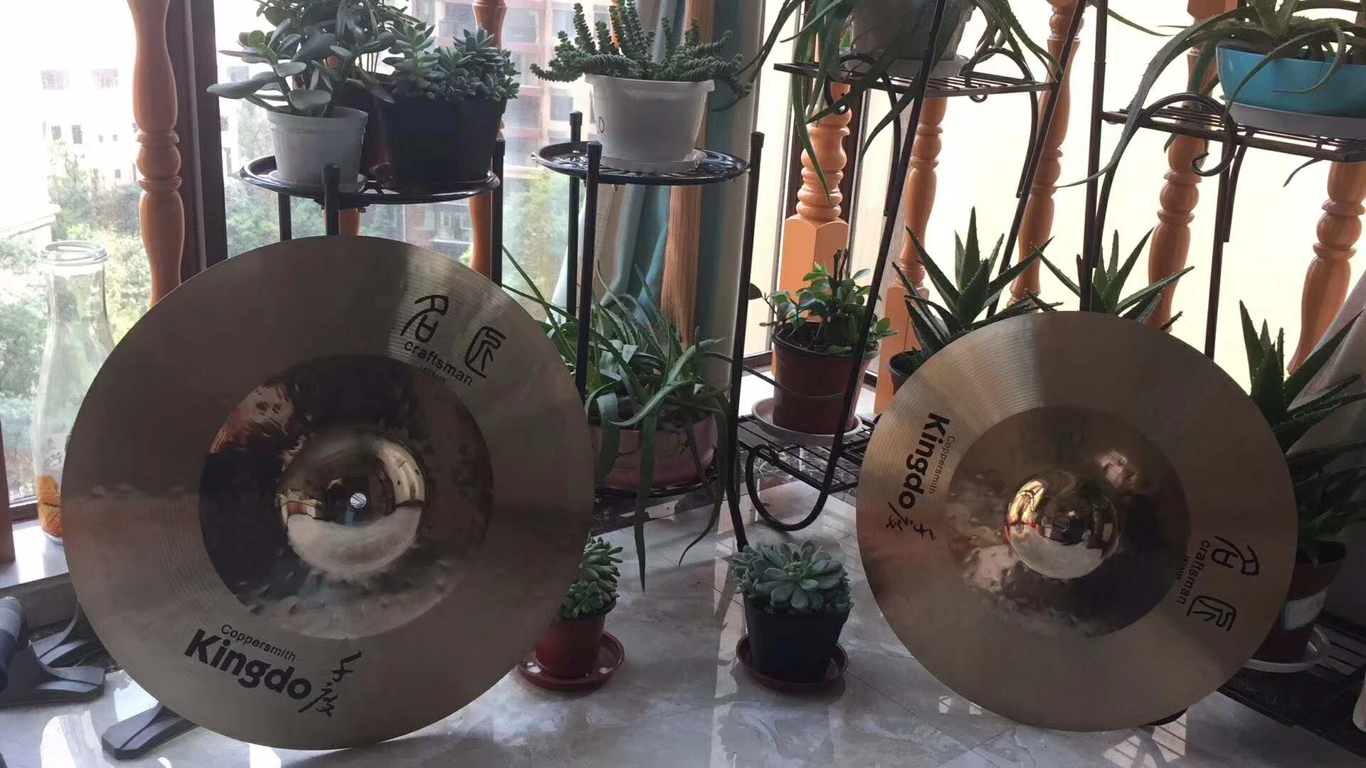 Drum Kit Cymbals