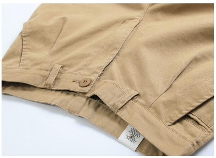 Cotton Twill Fabric for Casual Trousers