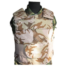 High performance soft bulletproof vest
