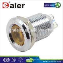 Daier GQ12CS-д 12мм металла 24 вольт светодиодный индикатор света