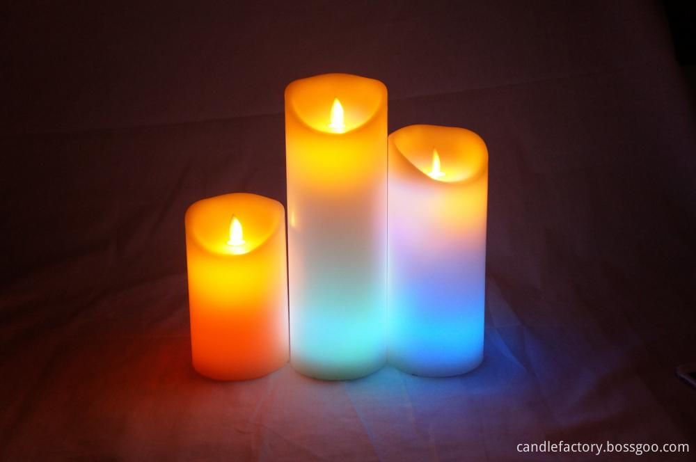 electronic led candle