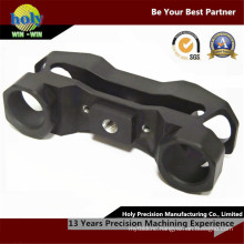 CNC Machining Product Electronic Element Case Aluminum with Black Anodized