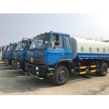 Dongfeng RHD Vattentankbilar Vatten Bowser