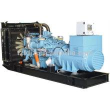 Дизельный генератор 1400KW МТУ набор