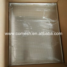 Food Grade Stainless steel drying perforated tray