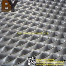 Hochwertiges Aluminium erweiterte Metallplatte
