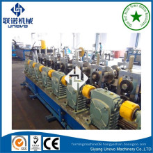 sigma post highway guardrail cold roll forming machine