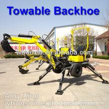 Towable Backhoe/Towable Backhoe for tractor