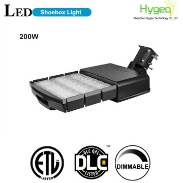 150w 200w 300w LED Shoebox Parking Lot Lights