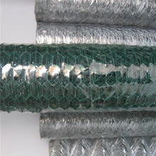 Discount price pvc coated hexagonal wire mesh