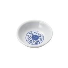 Vaisselle de mélamine de 100% / plat de sauce de mélamine (CW10016)