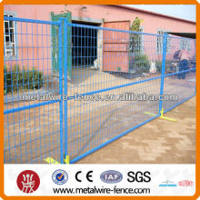 Canada temporary fencing/ Welded iron wire mesh fencing