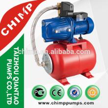 CHIMP bomba de chorro de agua para el suministro de agua del hogar con tanque de presión