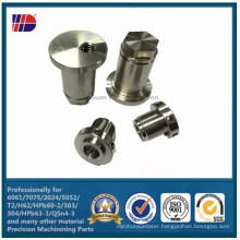 Precision CNC Machined Metal Lathe Custom CNC Machining Parts