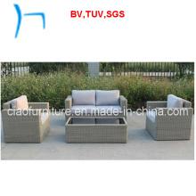 F-Outdoor Garden Furniture Wicker Sofa Set (CF969)