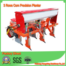 Drei Reihen-Mais-Mais-Präzisions-Sämaschine-Traktor implementiert fatory direkten Verkauf