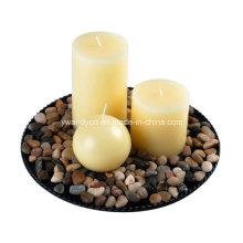 Свеча ароматизированная со свечой для рождества