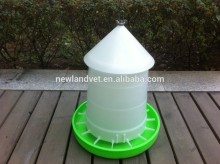 8kg Plastic Chicken Feeder Poultry Farm Use