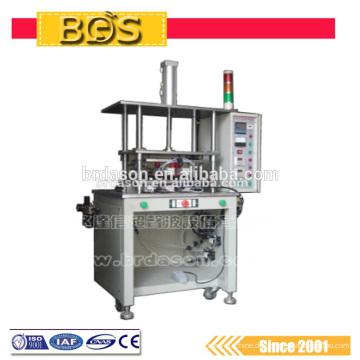 BDS CE Hersteller Heißer Kuchen Doppelstation Heiße Schmelzmaschine Automotive Kunststoff Zubehör Fusion Maschine