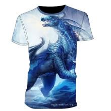 Shocking Full Sublimated T Shirt
