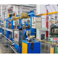 Plastic Cable Extruder Machine