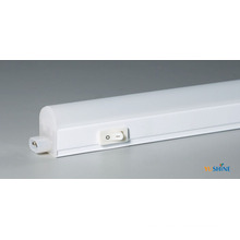 LED T5 Tube Integrado 10W Sin Área Oscura
