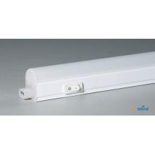 Светодиодная встроенная лампа T5 10 Вт без темной области