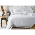 Tecido de luxo de 400 fios Super Soft algodão egípcio Motel folhas de cama