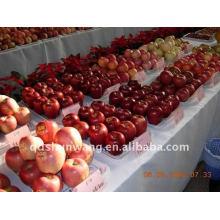 Manzana huaniu, manzana china, manzana fresca