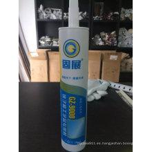 Uso de selladores de silicona en Super Glue Gz-978