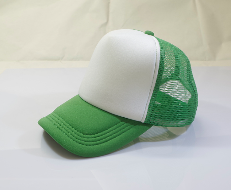 Summer Plain Cap Green