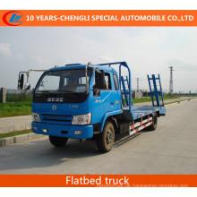 4X2 Pritsche LKW Flachbett Anhänger LKW zum Verkauf