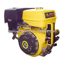 Luftgekühlter Benzinmotor elektrischer Start 9HP Genour Power ZH270