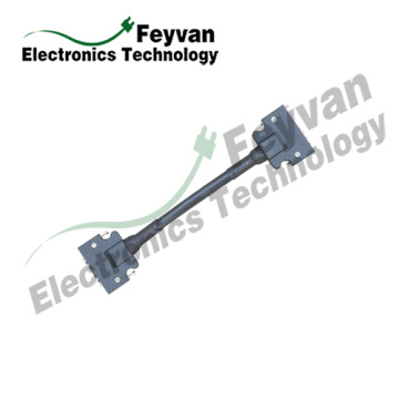 China for Servo Cable Servo Cable Assembly for MITSUBISHI System Servo Motors export to Bhutan Exporter