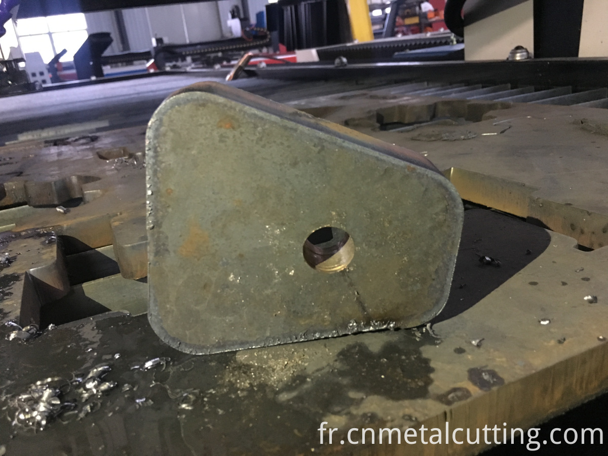 carbon steel cutting