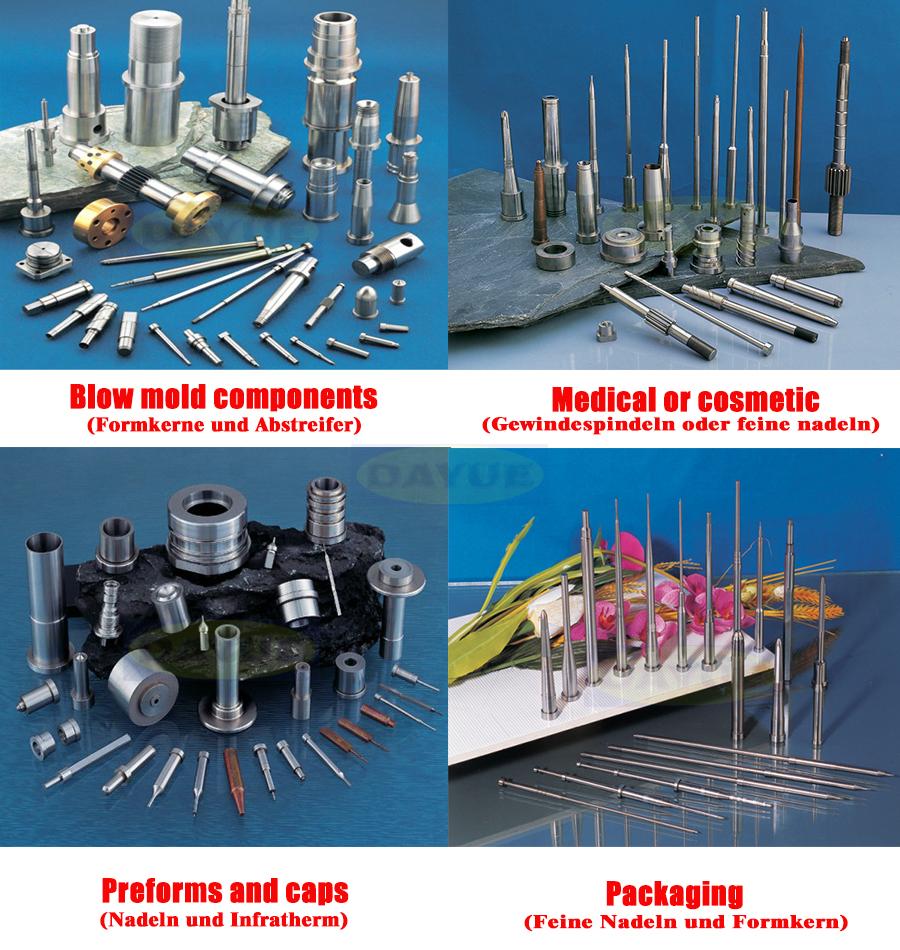 Mold Component Manufacturer