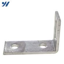 High Quality Slotted Stainless Steel Angle Bracket