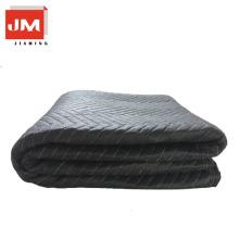Tela de fieltro de fieltro de poliéster de tela no tejida de protección de piso decorativo