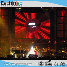 Affichage visuel d'écran du mur P5 LED d'étape / affichage à LED polychrome d'intérieur de 3in1 LED / SMD rgb LED